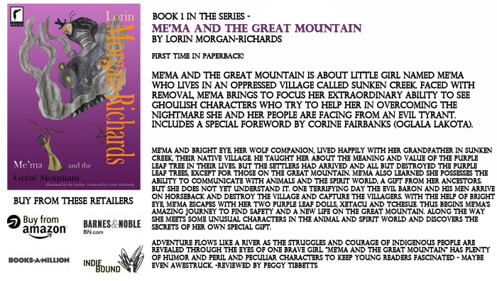 Mema and the Great Mountain book
